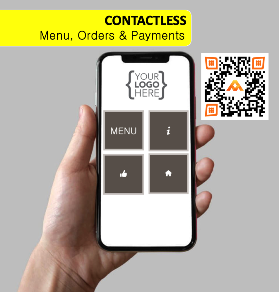 Qr Code Restaurant Menu Click Collect Menu Maker